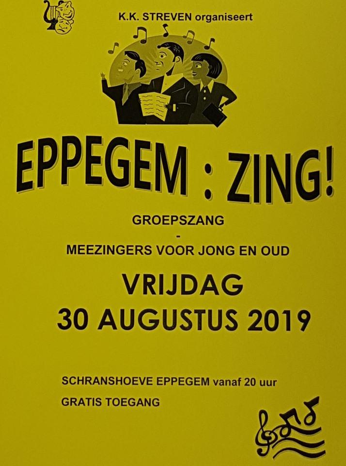 Eppegem : Zing!